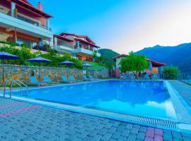 Αlissachne Suites, ξενοδοχείο στον Λιμνιώνα