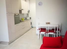 Casa del Gambero, apartmán v Caorle