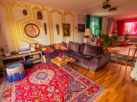 Prime Rooms Vienna - Private Villa with Garden & Party Possibility, sewaan penginapan di Vienna