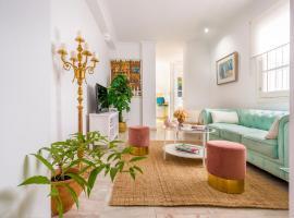 UNICO ALCAZAR Apartment, hotel en Sevilla