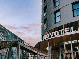 Novotel Angers Centre Gare, hotel in Angers