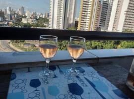 Flat Ana Regis ap1010, serviced apartment in Salvador