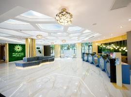 Pleiada Boutique Hotel & Spa, hotel in Iaşi