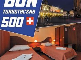 Hotel Grand Felix – hotel w Krakowie