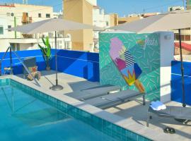 MyFlats Luxury Downtown, hotel económico en Alicante