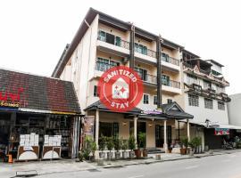 OYO 312 Canary House Rachawong, hotel in Chiang Mai