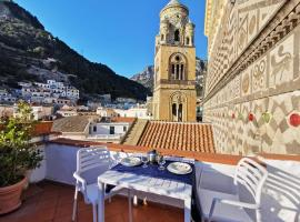 Mamma Rosanna - Apartment in Amalfi with terrace, apartment in Amalfi