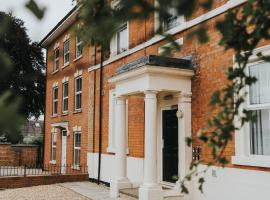 The Stay Company, Dalby House, hotel in Derby