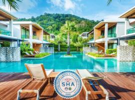 Viesnīca Wyndham Sea Pearl Resort, Phuket Patongas pludmalē