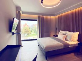 Blue Raven Motlawa Grand, accessible hotel in Gdańsk