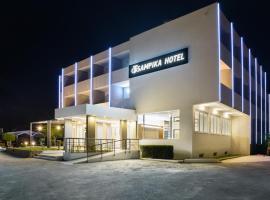 TSAMPIKA, отель в городе Калитея (Родос)