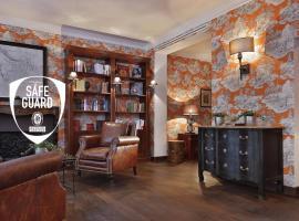 R. Kipling by Happyculture, hotel a Parigi
