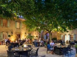 Le Pré du Moulin - Maison Alonso - Hôtel & Restaurant, hotel in Sérignan-du-Comtat