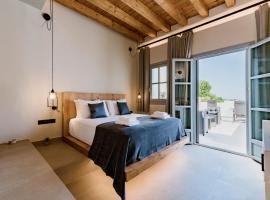 Lindos Calmare Suites, villa in Lindos