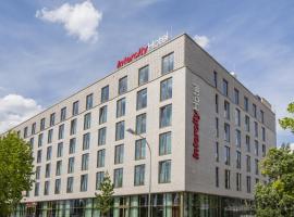 IntercityHotel Saarbrücken, hotel in Saarbrücken