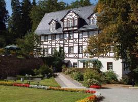 Thermalbad Wiesenbad, Hotel in Thermalbad Wiesenbad