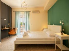 Seaside Studios - Issos Beach, accommodation in Agios Georgios