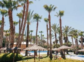 Hotel Alicante Golf, hotel Alicantéban