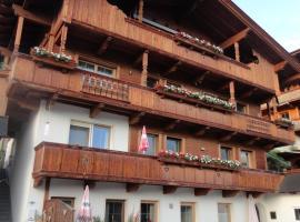 Appartment Paul, Ferienwohnung in Alpbach