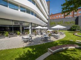 DoubleTree by Hilton Wroclaw, hotel near Wrocl'aw University, Wrocław