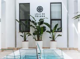 Lola de Triana Apartments, apartamento en Sevilla