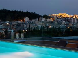Green Suites Boutique Hotel, hotel in Athens