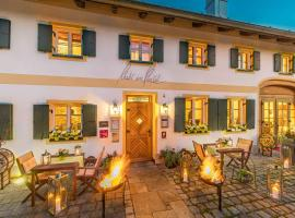Romantik Hotel Chalet am Kiental, hotel in Herrsching am Ammersee