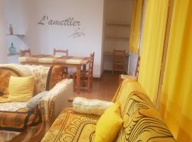 Can Panxeta, guest house in Pallaresos