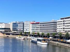 Hotel Stadt Hamburg, hotel in Saarbrücken