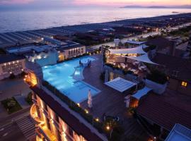 Grand Hotel Principe Di Piemonte, hotel in Viareggio