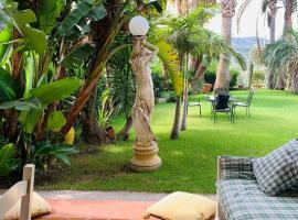 Villa Del Conte, self catering accommodation in Castellabate