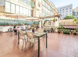 Fabrizzios Terrace Hostel, albergue en Barcelona