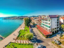 Tino Hotel & SPA, hotel en Ohrid