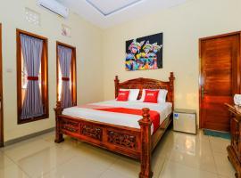 OYO 3771 Kubu Alvian Guest House, отель в Денпасаре