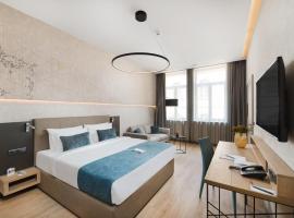 Hotel Vision, hotel en Budapest