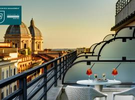 UNAHOTELS Decò Roma, hotel in Central Station, Rome