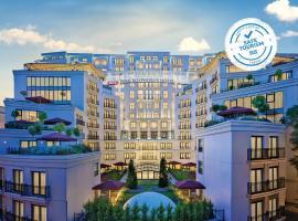 CVK Park Bosphorus Hotel Istanbul, hotel a Istanbul