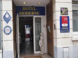 Hôtel Moderne, hotel in Maisons-Alfort