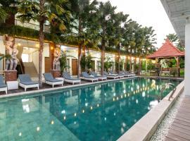 OYO 3779 North Wing Canggu Resort, hotel in Canggu
