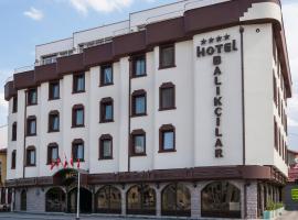 Balikcilar Hotel, отель в Конье