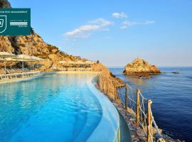UNAHOTELS Capotaormina, hotel with jacuzzis in Taormina