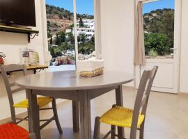 Iraklis - Relaxing Spacious Apartment, διαμέρισμα στην Αγία Γαλήνη