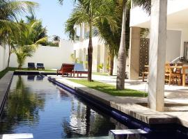 KiteBar Hotel, guest house in Cumbuco