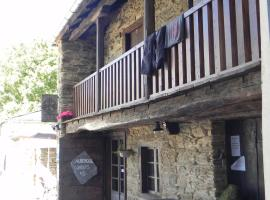 Albergue Atrio, hostel in Treacastela