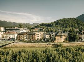 Hotel Goldener Ochs, Hotel in Bad Ischl