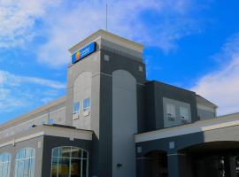 Comfort Inn & Suites Airport South, hotel near Calgary International Airport - YYC, Calgary