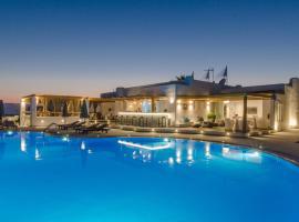 Lianos Village, hotel in Agios Prokopios