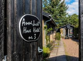 Anne Just's Havehotel, hotel i nærheden af Fårup Sommerland, Blokhus