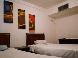 Hostec, hotel en Torreón