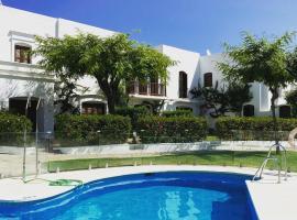 Casa Villacana, hotell i Estepona